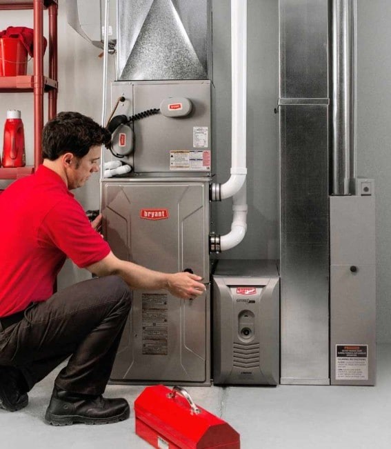 furnace maintenance installation in santa rosa ca