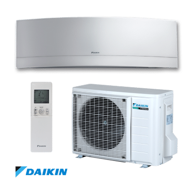 inverter air conditioner daikin emura installation