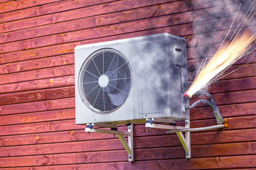 diy ac repair dangers