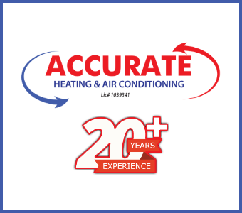 20+ years experience in HVAC service and repair seal